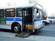 MTA bus lift