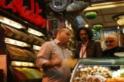 Shopping in Spice Bazaar