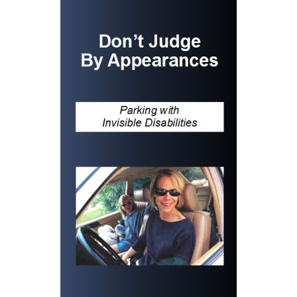 Parking pamphlet